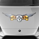Car and Motorbike Stickers: 3D42