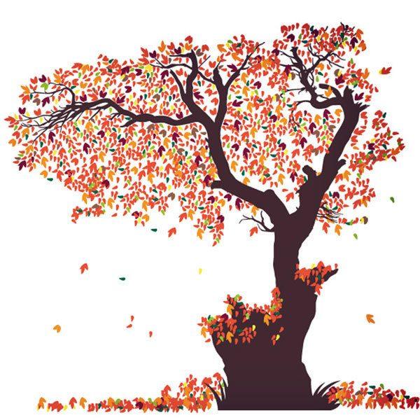 Wall Stickers: Lamina hojas