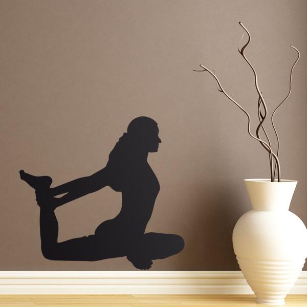 Wall Stickers: Gymnastics