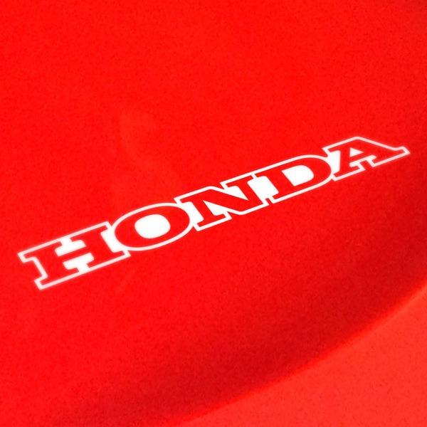 Car and Motorbike Stickers: Honda border