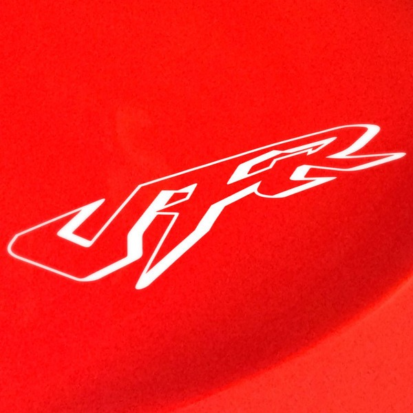 Car and Motorbike Stickers: Honda VFR