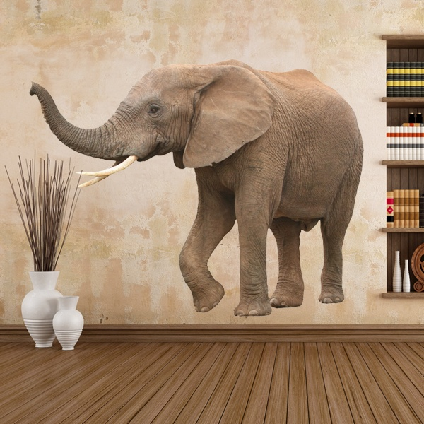 Wall Stickers: Elephant 1