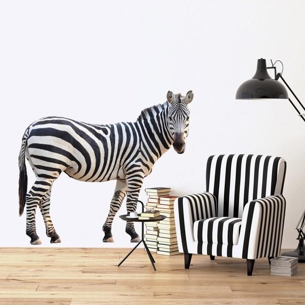 Wall Stickers: Zebra 2