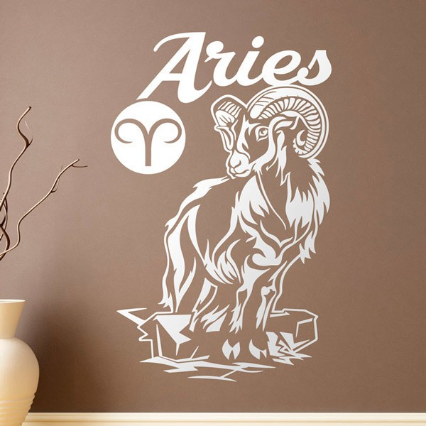 Wall Stickers: zodiaco 11 (Aries)