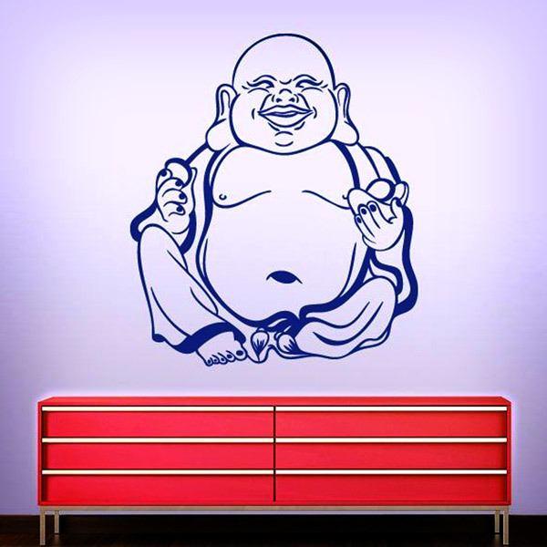 Wall Stickers: Budha