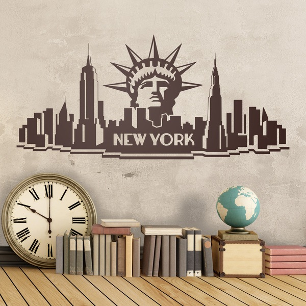 Wall Stickers: New York City