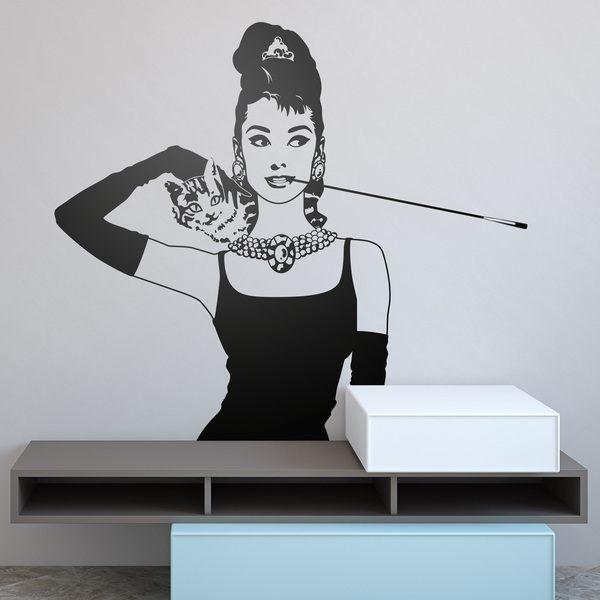 Wall Stickers: Audrey Breakfast