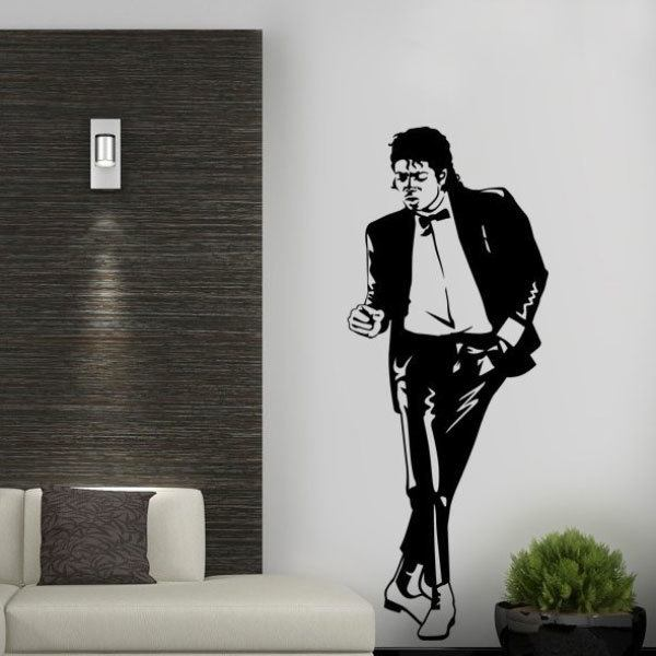 Wall Stickers: Michael Jackson