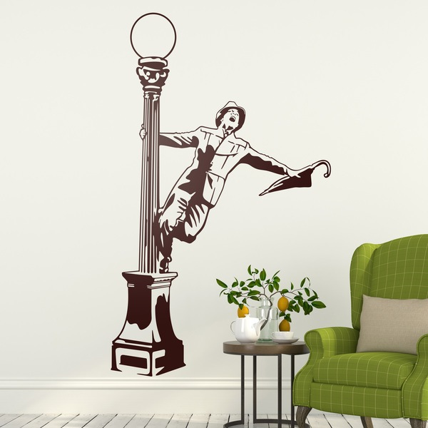 Wall Stickers: Singin in the rain