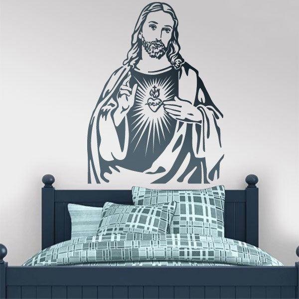 Wall Stickers: Jesus
