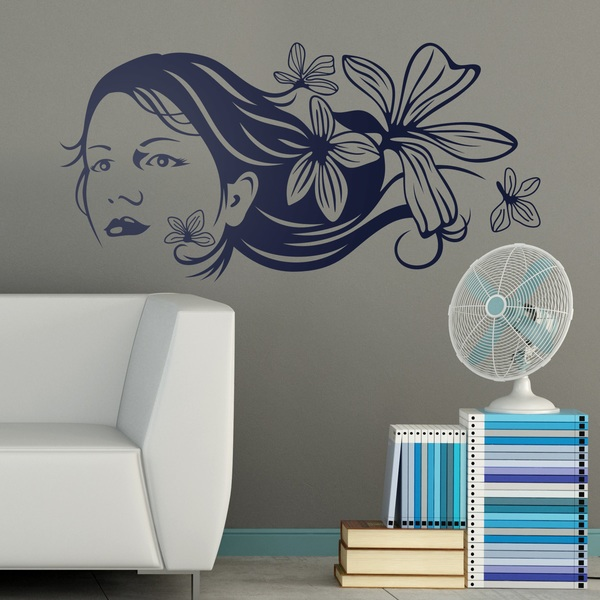 Wall Stickers: Bacus