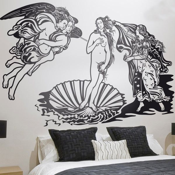 Wall Stickers: The Birth of Venus