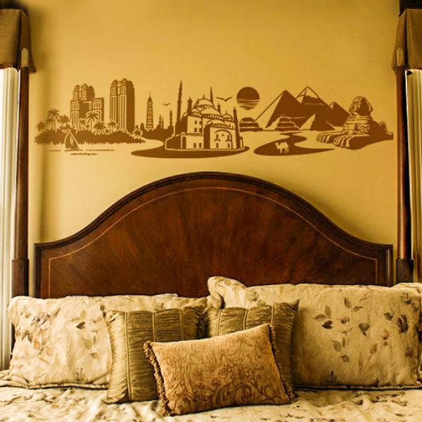 Wall Stickers: Cairo (Egypt)