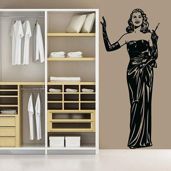 Wall Stickers: Gilda - Rita Hayworth