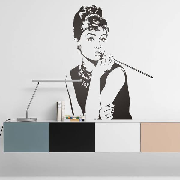 Wall Stickers: Audrey 3