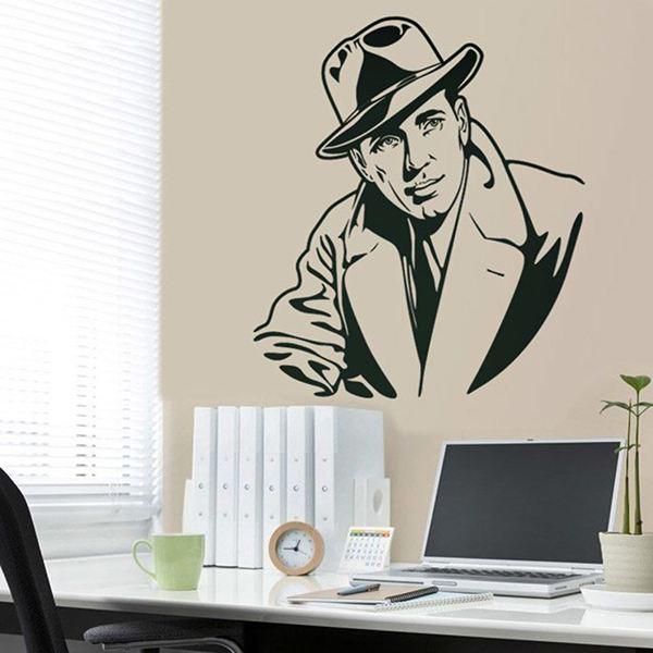 Wall Stickers: Bogart 3