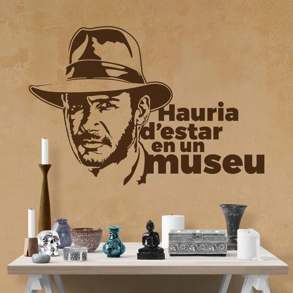 Wall Stickers: Hauria d estar en un museu