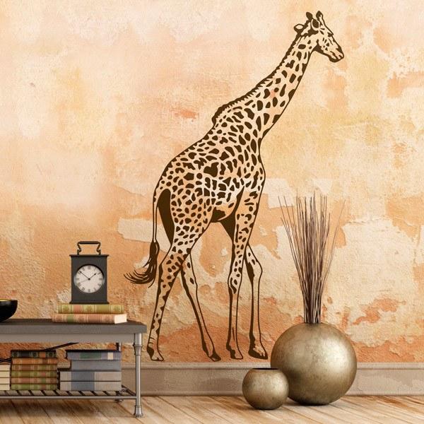 Wall Stickers: Giraffe