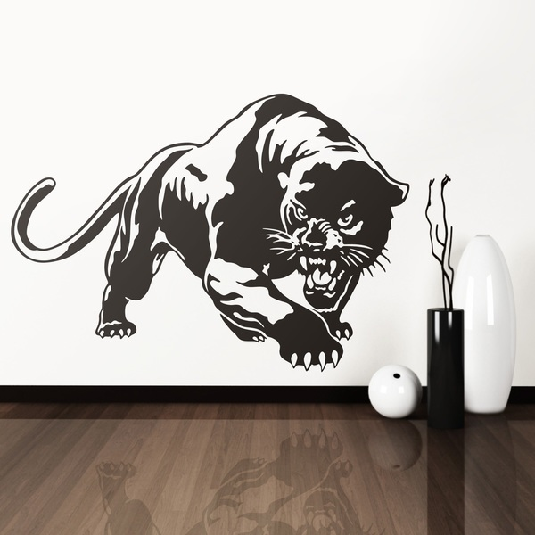 Wall Stickers: Panther