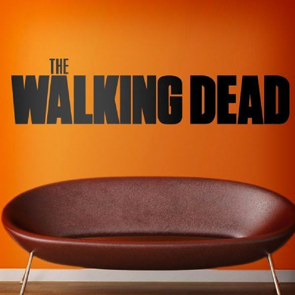 Wall Stickers: The Walking Dead