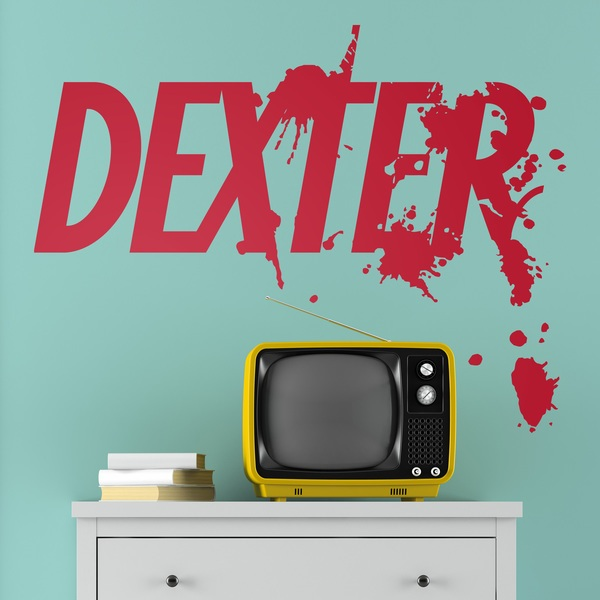 Wall Stickers: Dexter