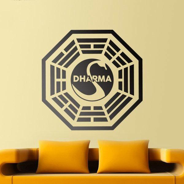 Wall Stickers: Dharma initiative
