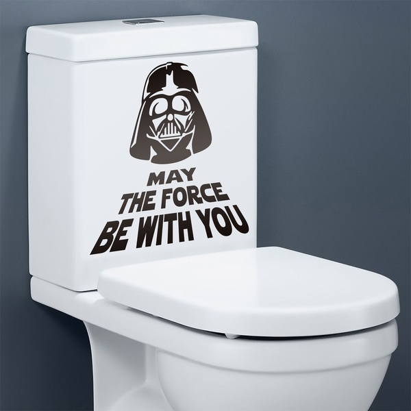 Wall Stickers: May the force be with you