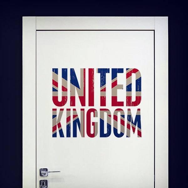 Wall Stickers: United Kingdom