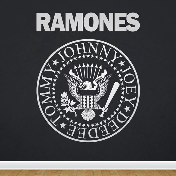 Wall Stickers: Ramones