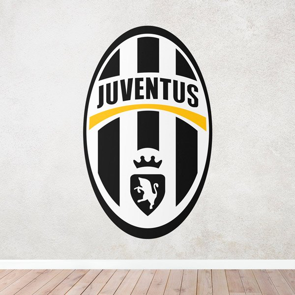 Wall Stickers: Juventus FC Badge