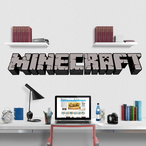 Wall Stickers: Minecraft