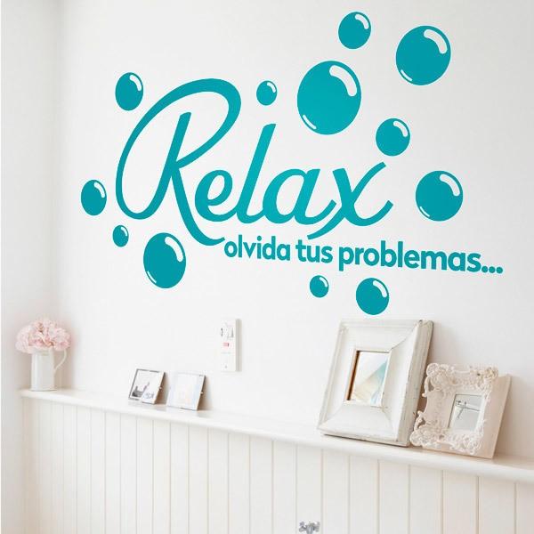 Wall Stickers: Relax, olvida tus problemas