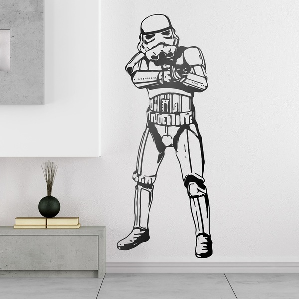 Wall Stickers: Stormtrooper 2