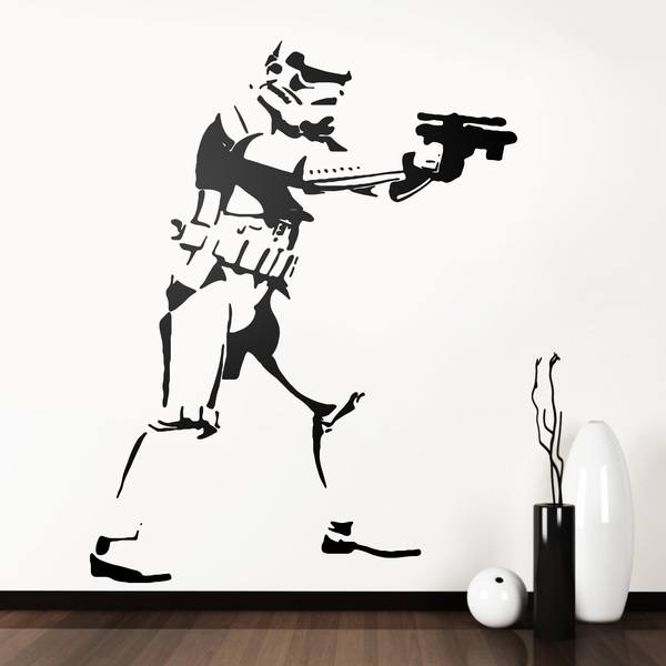 Wall Stickers: Stormtrooper 3