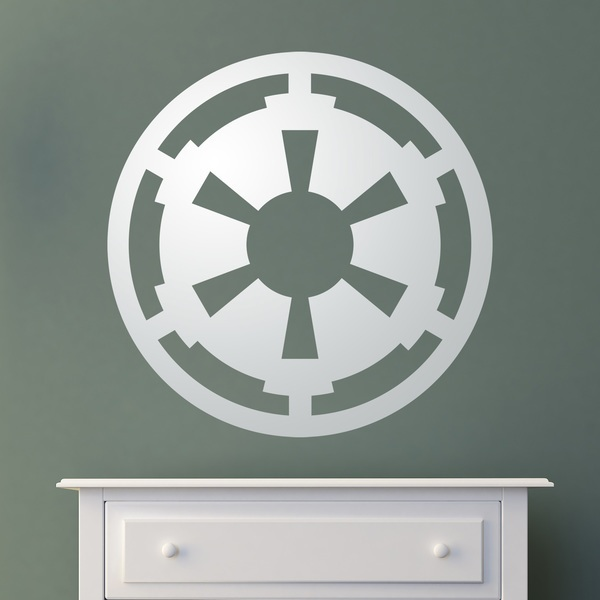Wall Stickers: Symbol of the Galactic Empire