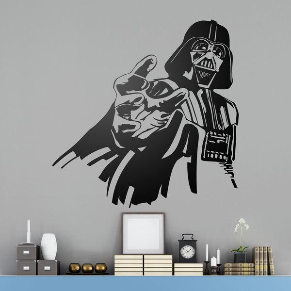 Wall Stickers: Darth Vader 2