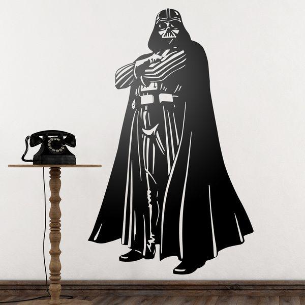 Wall Stickers: Darth Vader 1