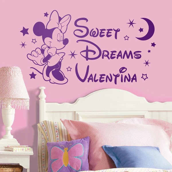 Stickers for Kids: Minnie Mouse Sweet Dreams