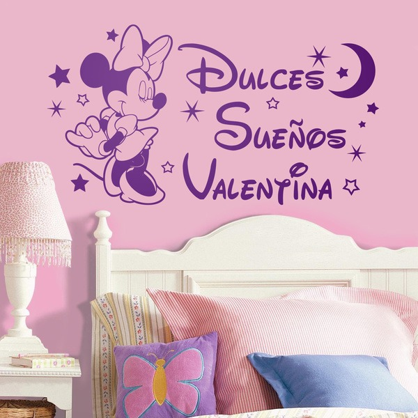 Stickers for Kids: Minnie Mouse Dulces Sueños