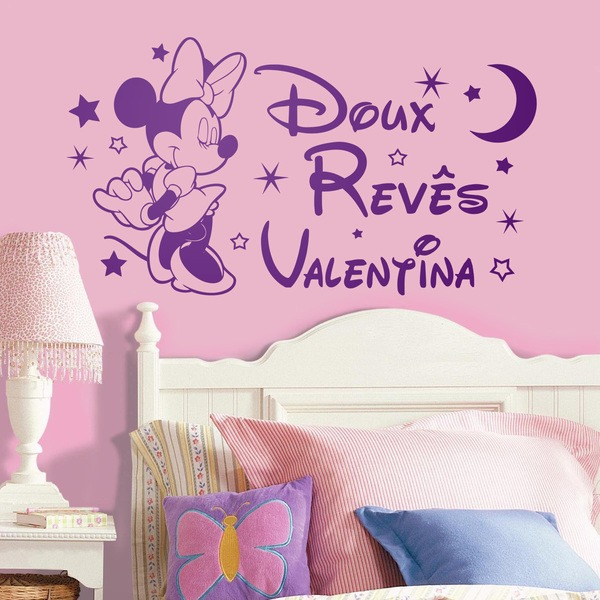 Stickers for Kids: Minnie Mouse Doux Revês