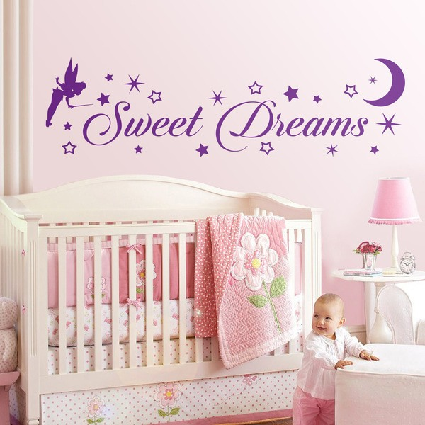 Stickers for Kids: Tinkerbell Sweet Dreams