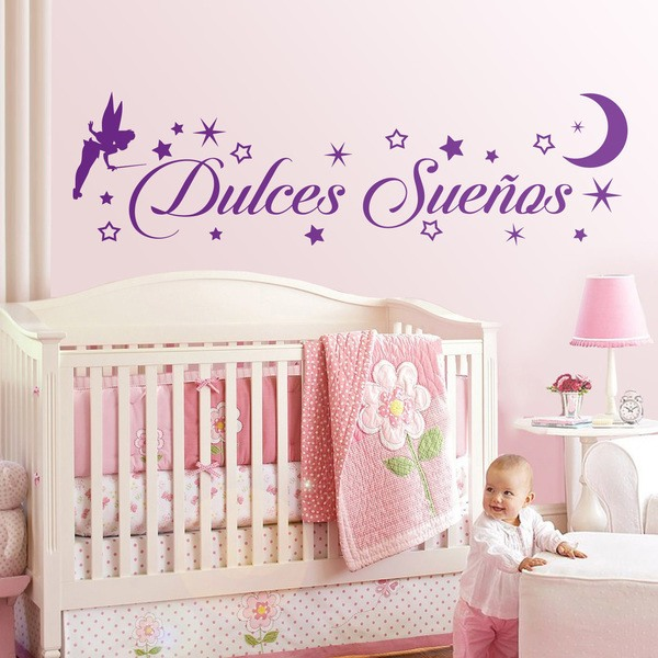 Stickers for Kids: Tinkerbell  Dulces Sueños