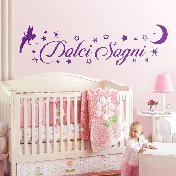 Stickers for Kids: Tinkerbell Dolci Sogni
