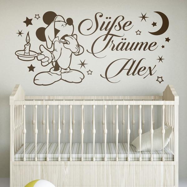 Stickers for Kids: Mickey Mouse Süße Träume