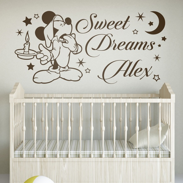 Stickers for Kids: Mickey Mouse Sweet Dreams