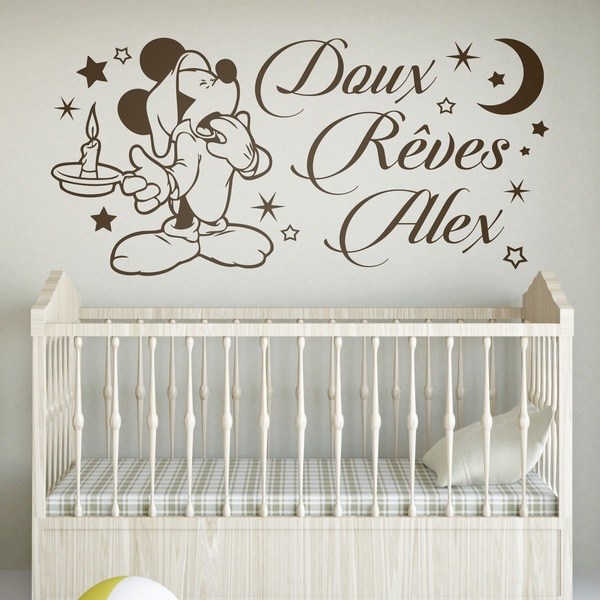 Stickers for Kids: Mickey Mouse Doux Rêves