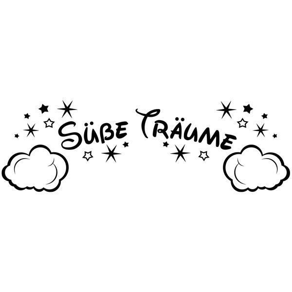 Stickers for Kids: Clouds and Stars Süße Träume