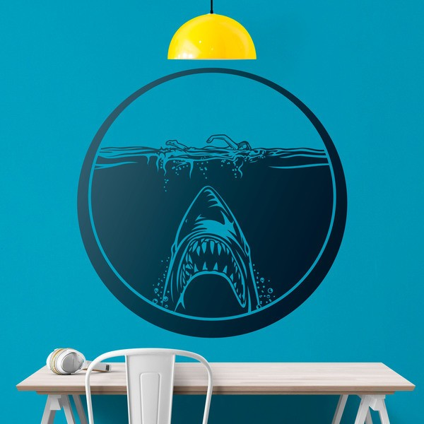 Wall Stickers: Movie Jaws