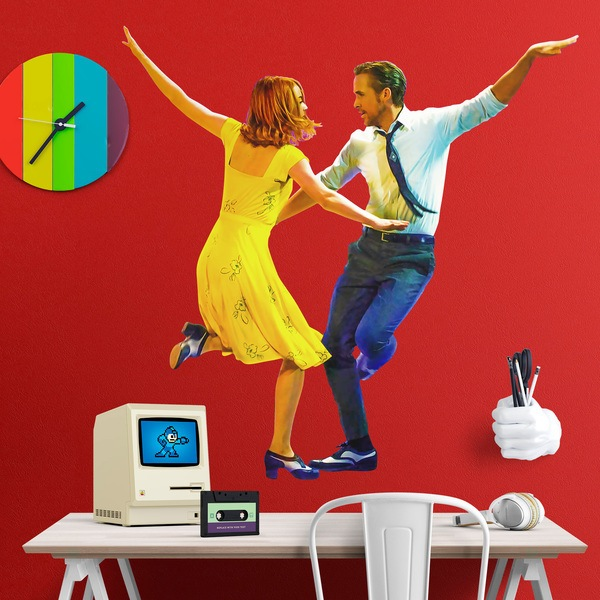 Wall Stickers: La La Land