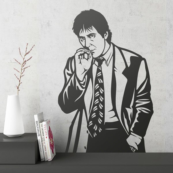 Wall Stickers: Al Pacino - Al Pacino Sea of Love